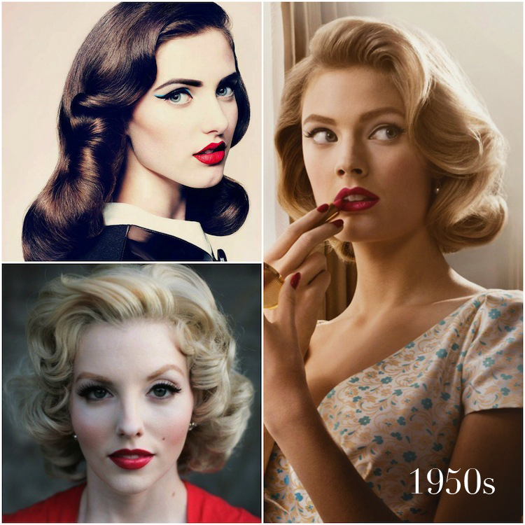Hair inspiration: A Nod to Yesteryear Vintage wedding hairstyles A ...