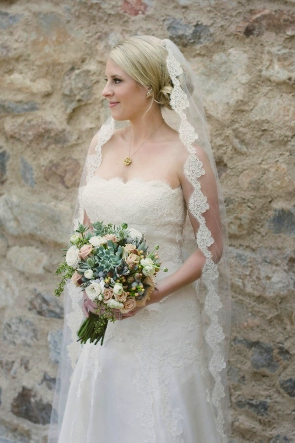 ... : Icing on the Cake | Top 8 wedding hairstyles for bridal veils