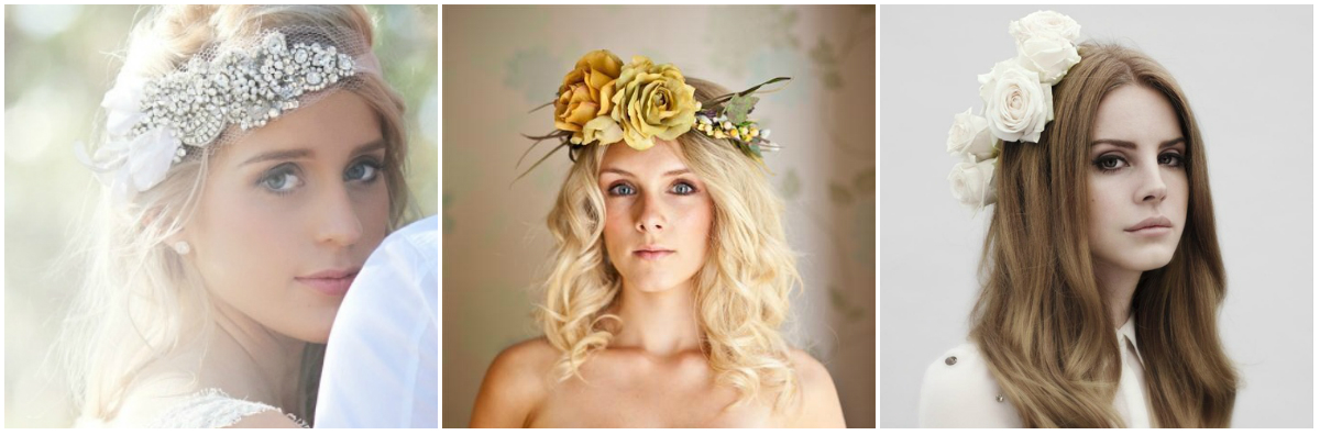 Bridal hairstyles to flatter your face shape | Percy Handmade