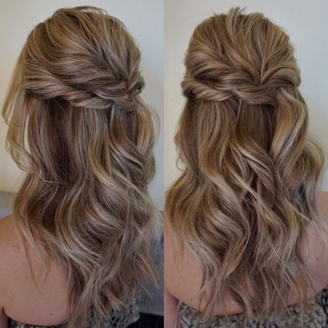 Gorgeous Wedding Hairstyles For Long Hair Tania Maras