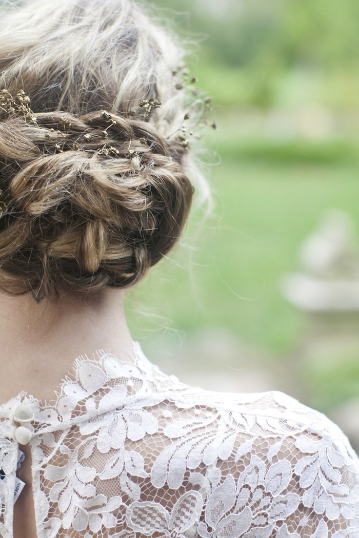 Beautiful Bohemian Hairstyles | Percy Handmade