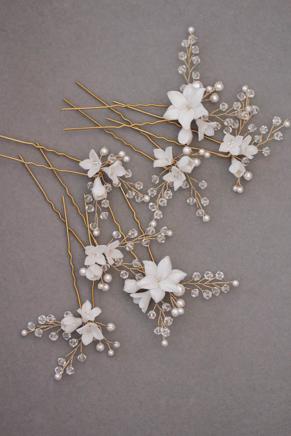 Bespoke for Katherine_gold bridal comb with pearls 4