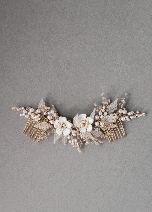 JASMINE wedding comb