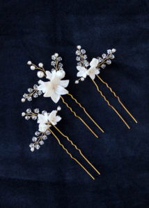 BRIAR-ROSE bridal hair pins in gold 2_2