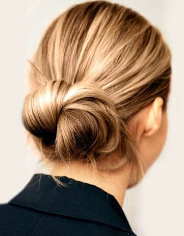 Low set wedding updos for wedding veils 9