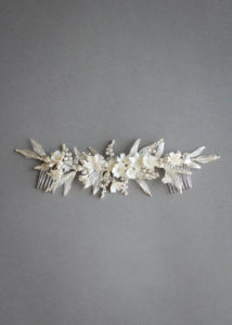 BESPOKE for Amy_silver Versailles inspired headpiece 1