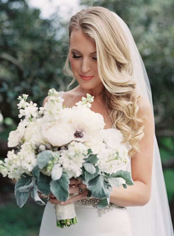 Top Wedding Hairstyles For Bridal Veils 2
