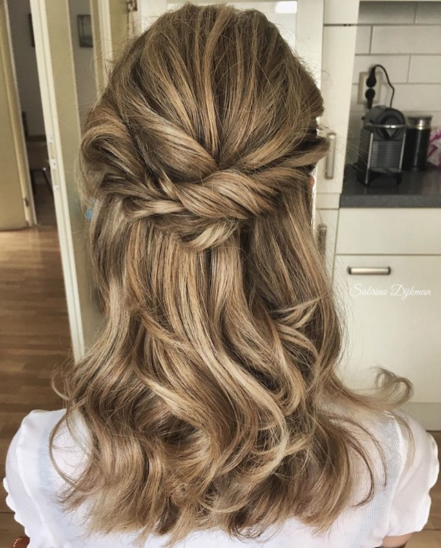 Wedding Hair Style Video: Ultimate Wedding Hair Styles - TANIA MARAS