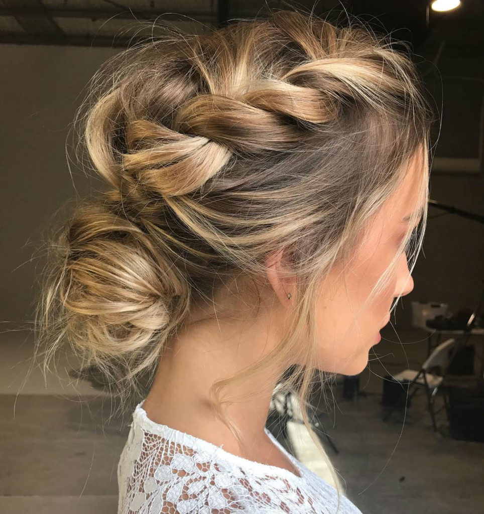Wedding Hairstyles Braid: Ultimate Wedding Hair Styles - TANIA MARAS