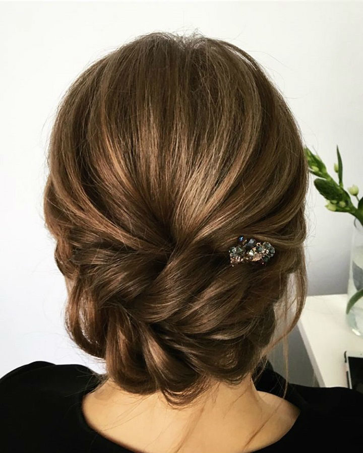 2018 Wedding Hair Trends The Ultimate Styles Of