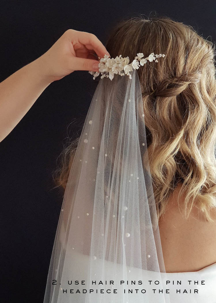The Layered Look_wedding headpieces and veils 2