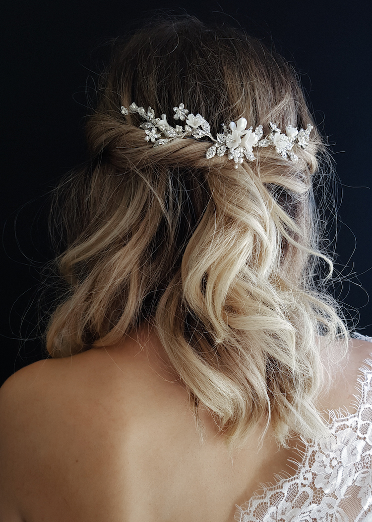 BOTANICA bridal headpiece 4