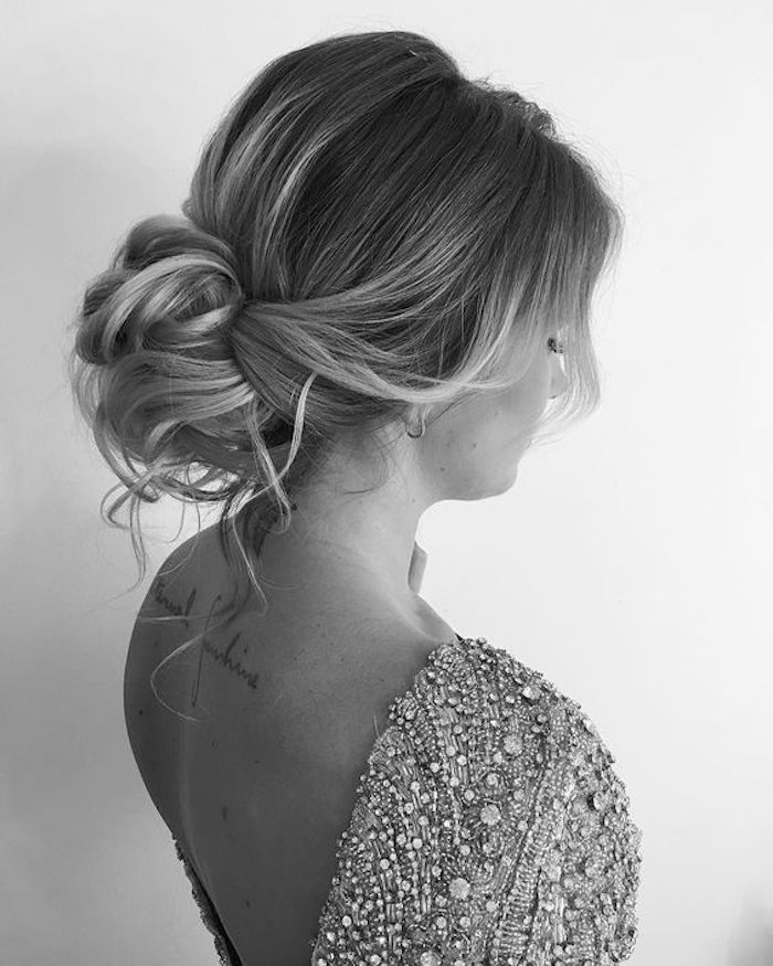 Gorgeous-messy-wedding-updos-22