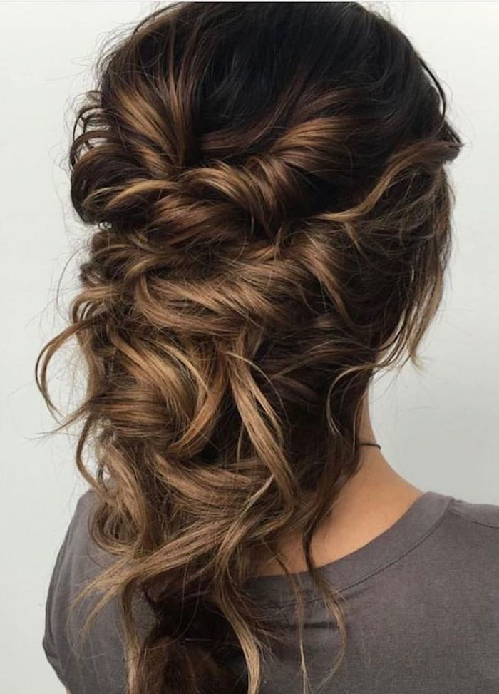 24 Gorgeous Messy Wedding Updos Tania Maras Bespoke Wedding