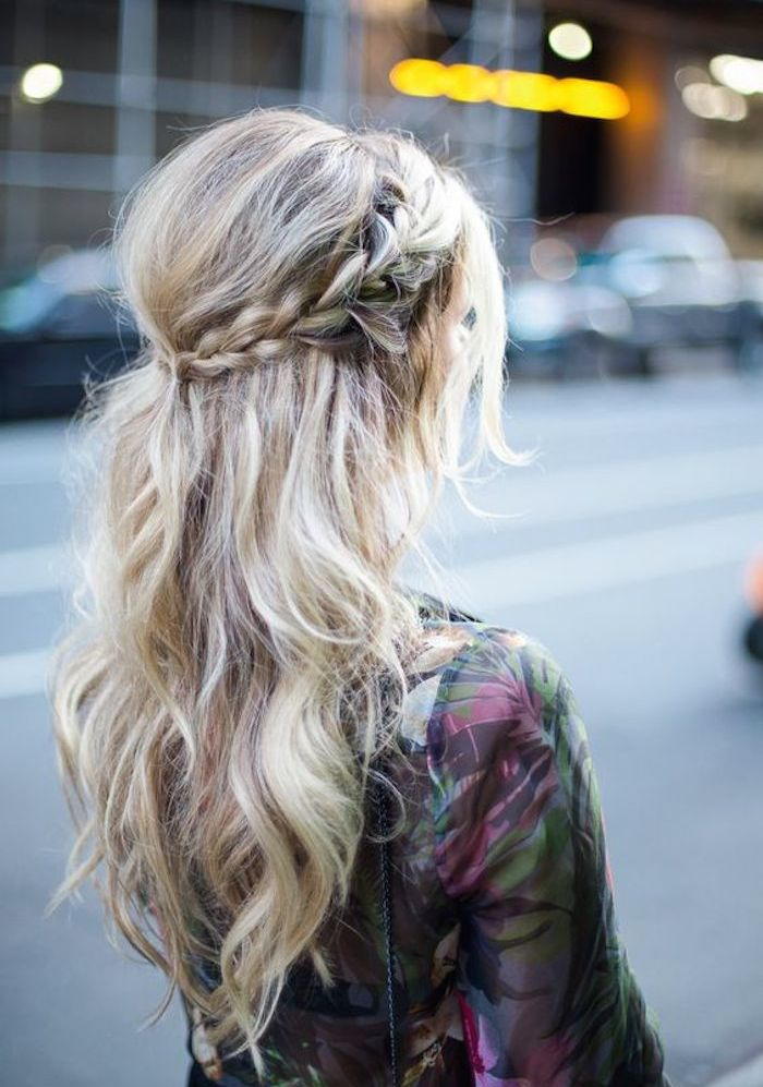 37 beautiful half up half down hairstyles_braided 1