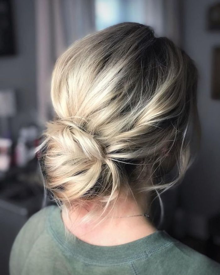 Beautiful bridesmaids hairstyles_bridal updos 1