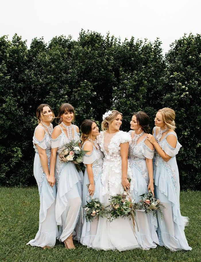 Beautiful bridesmaids hairstyles_bridal updos 12