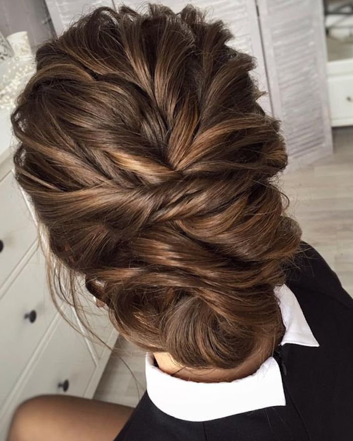 Beautiful bridesmaids hairstyles_bridal updos 8