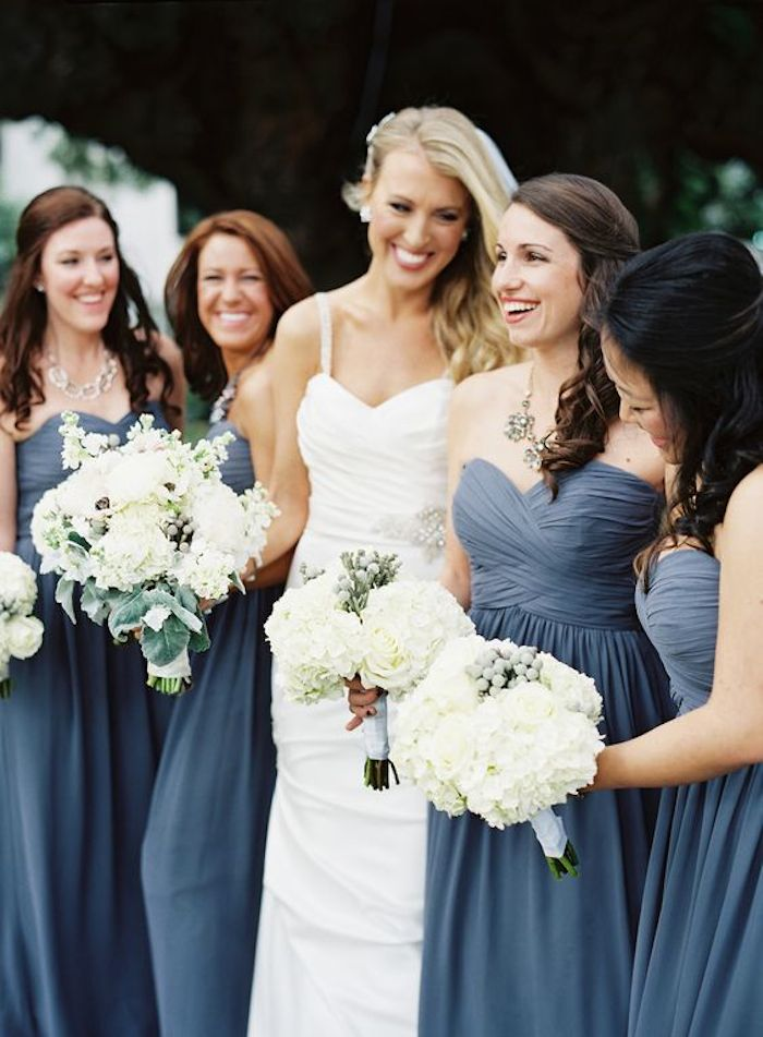Beautiful bridesmaids hairstyles_half up half down 15
