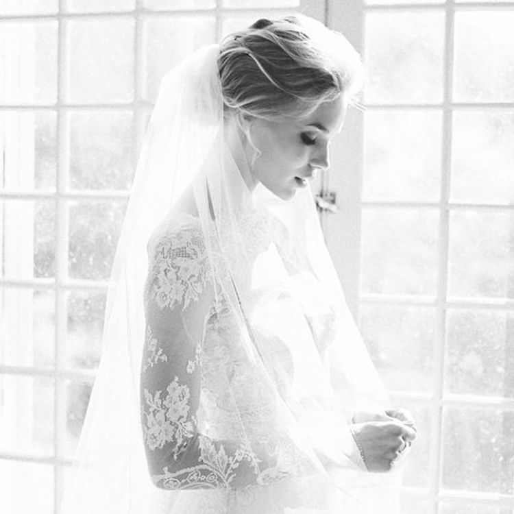 Crème de la crème | Our favourite wedding hairstyles with veils