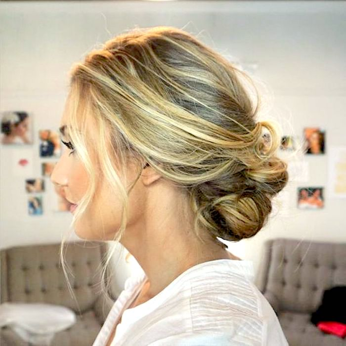 EASY UPDOS_Simple and stunning wedding hairstyles you'll love 1