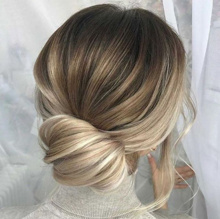EASY UPDOS_Simple and stunning wedding hairstyles you'll love 3