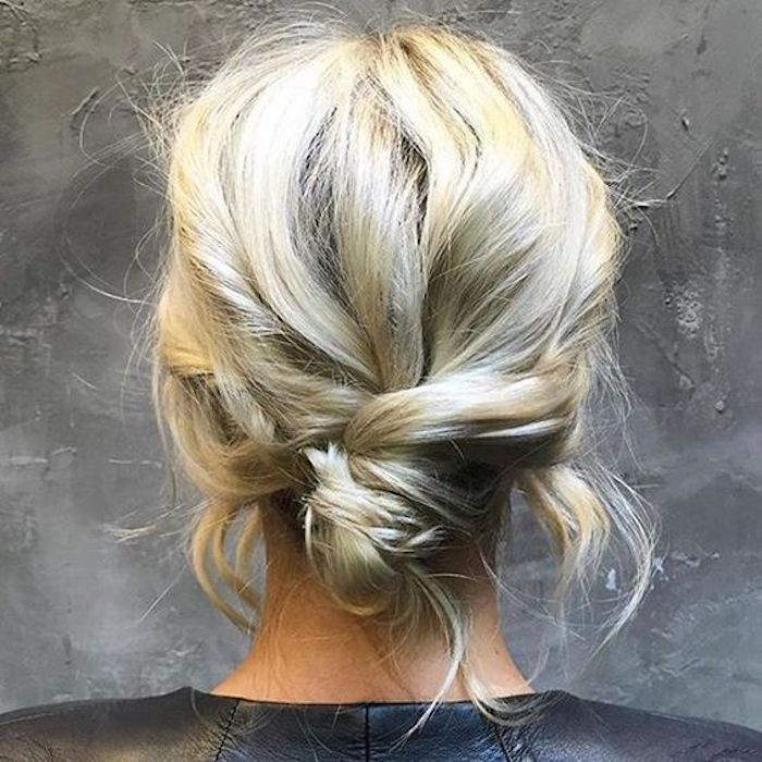 EASY UPDOS_Simple and stunning wedding hairstyles you'll love 8