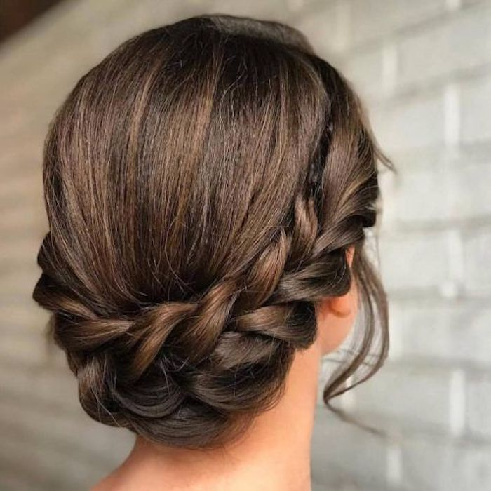 Wedding Hairstyle With Braids: 34 Beautiful Braided Wedding Hairstyles For The Modern