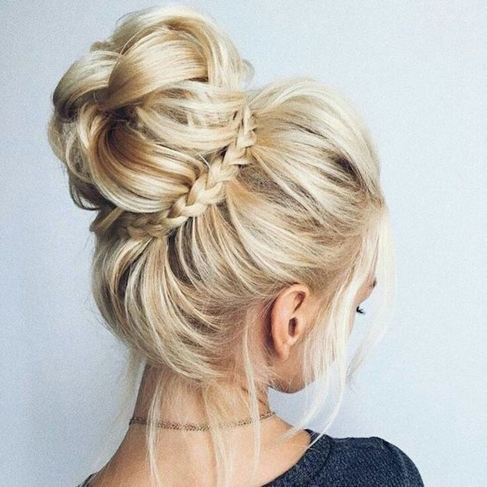 Beautiful braided wedding hairstyles_braided updo 8