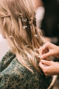Beautiful braided wedding hairstyles_half up hairstyles 3