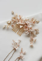CHERRY BLOSSOM wedding hair pieces 3