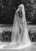 GEORGETTE cathedral veil 1