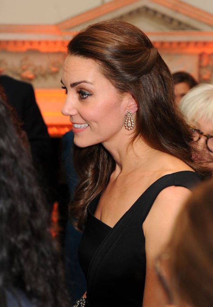 Wedding hair trends for 2019_Kate Middleton loose waves