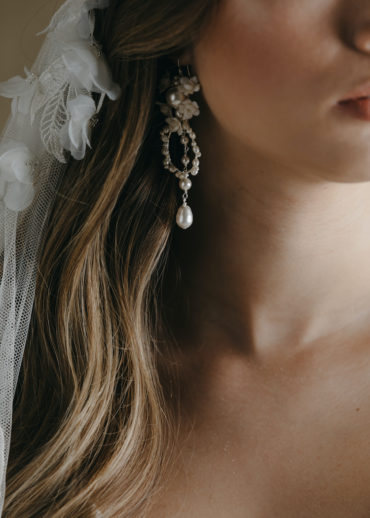 SEVILLA bridal boho earrings 1