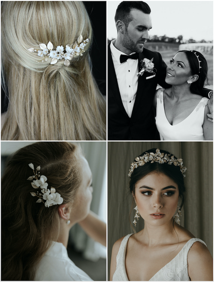 The essential guide to 2020 wedding hair_straight hair