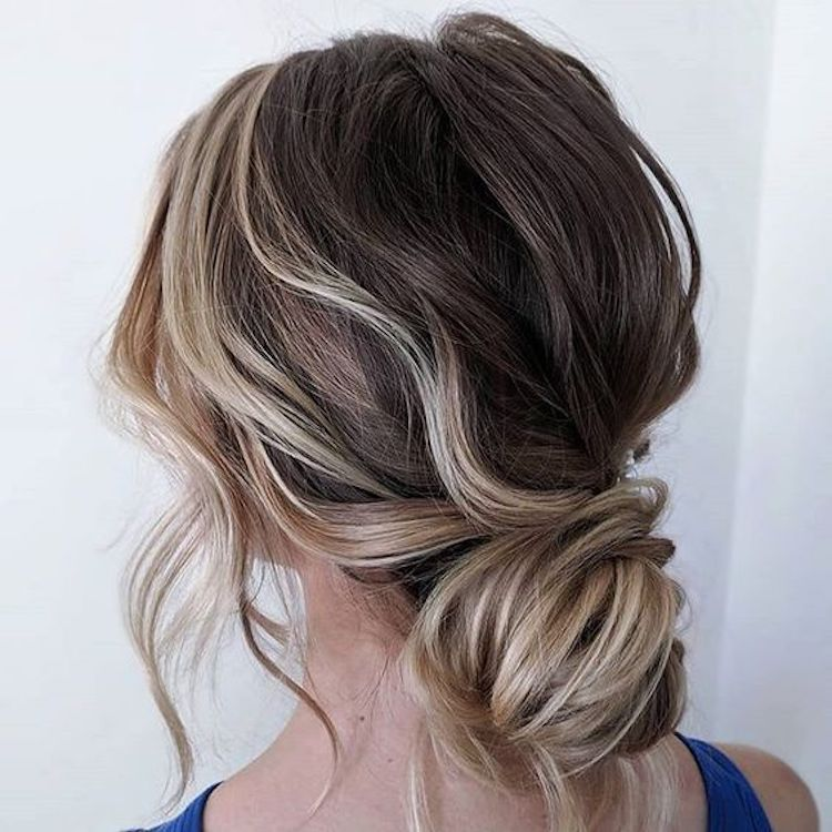 The essential guide to 2020 wedding hair_textured updo 10