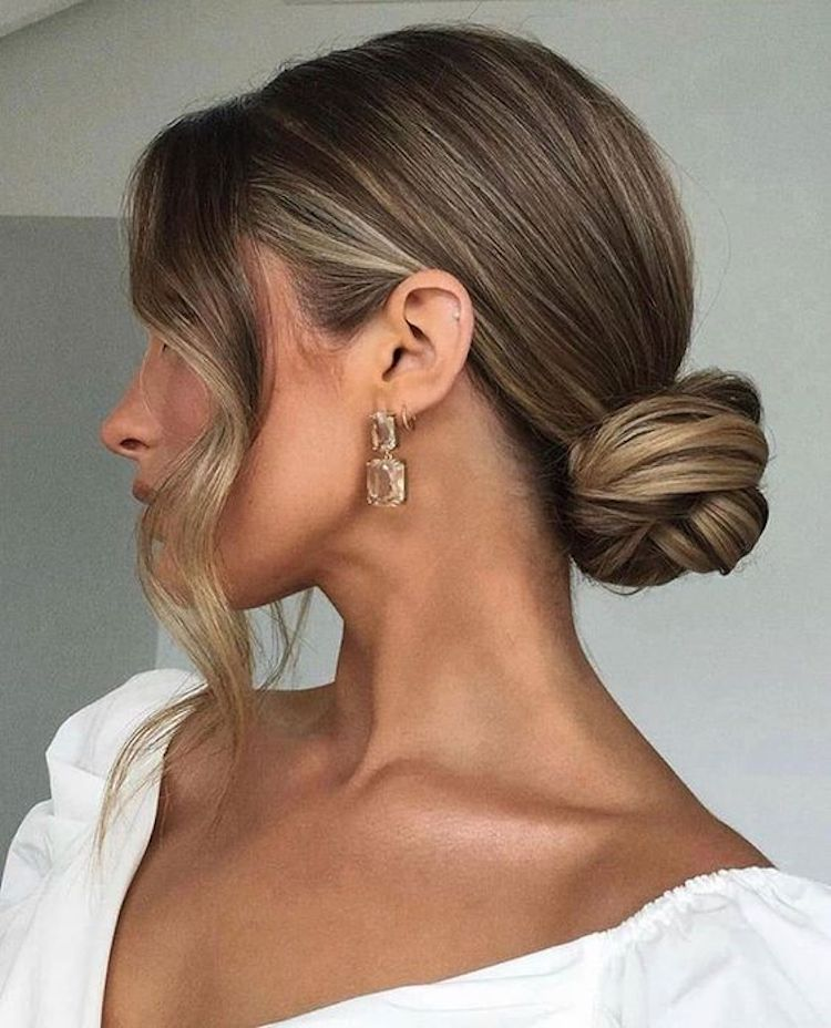Elegant Updos: Our favourite updo hairstyles for the new season