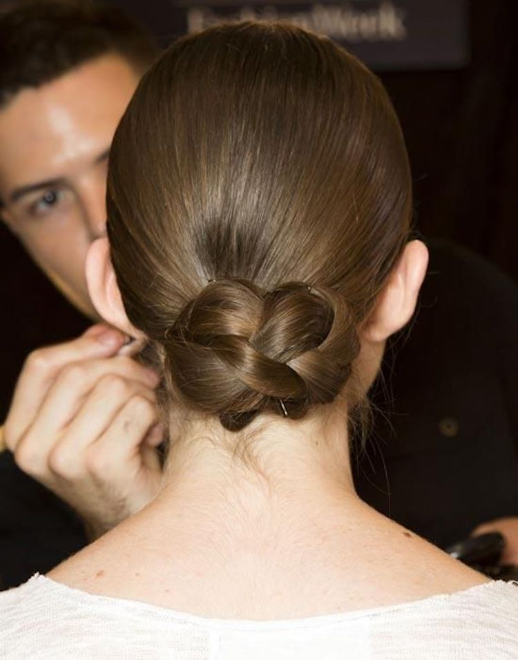 Our favourite updo hairstyles for the new season 12