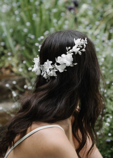 SOPHIA wedding hair piece 1